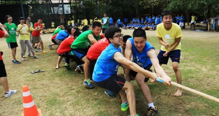 สัปดาห์กีฬาสีมัธยม : เวทีแสดงพลังและศักยภาพของพี่ชั้น ม.๖