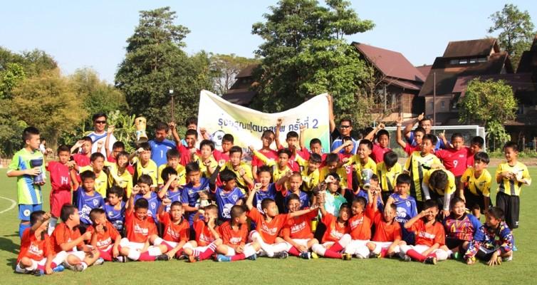 การแข่งขันรุ่งอรุณฟุตบอลคัพ ครั้งที่ ๒